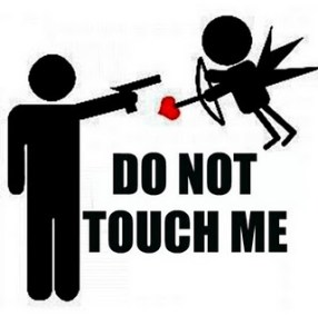 Dont touch me cupid