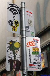 August 2012 Melbourne Poles Signs & Boxes-30