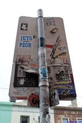 August 2012 Melbourne Poles Signs & Boxes-32