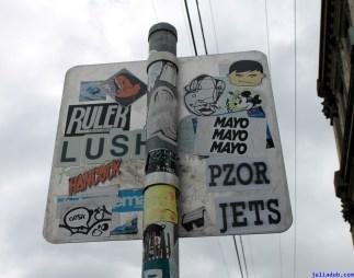 August 2012 Melbourne Poles Signs & Boxes-41