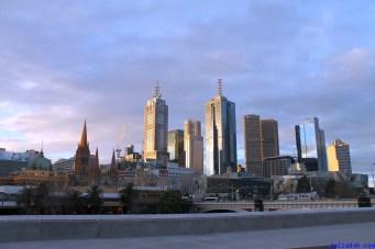 South Bank Melbourne Australia August 2012 - 01