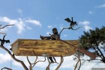 NZ Sculpture OnShore Nov 2012 (18) Campbell Maud 'The Rower'