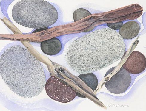 Friendship Stones by Julia Jaakola