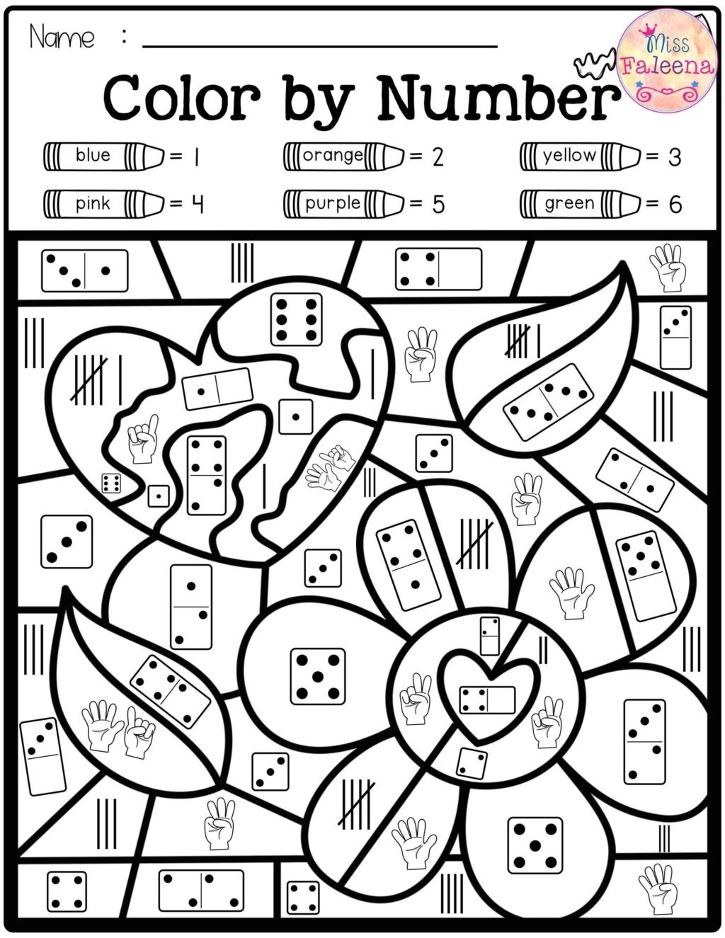 Turkey Multiplication Coloring Worksheet
