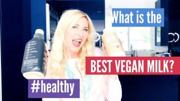 best vegan milk