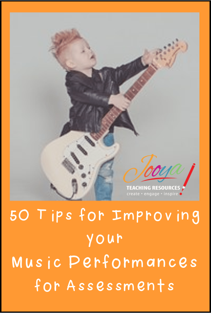 50 tips for imroving a performance 1