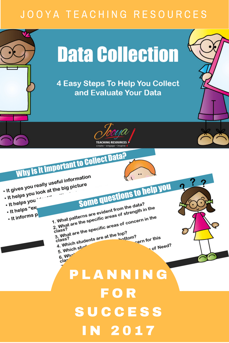 Best Reasons to use Data Blog Posts by Jooya Teaching Resources. Post includes tips, techniques, templates and link to a FREE course!