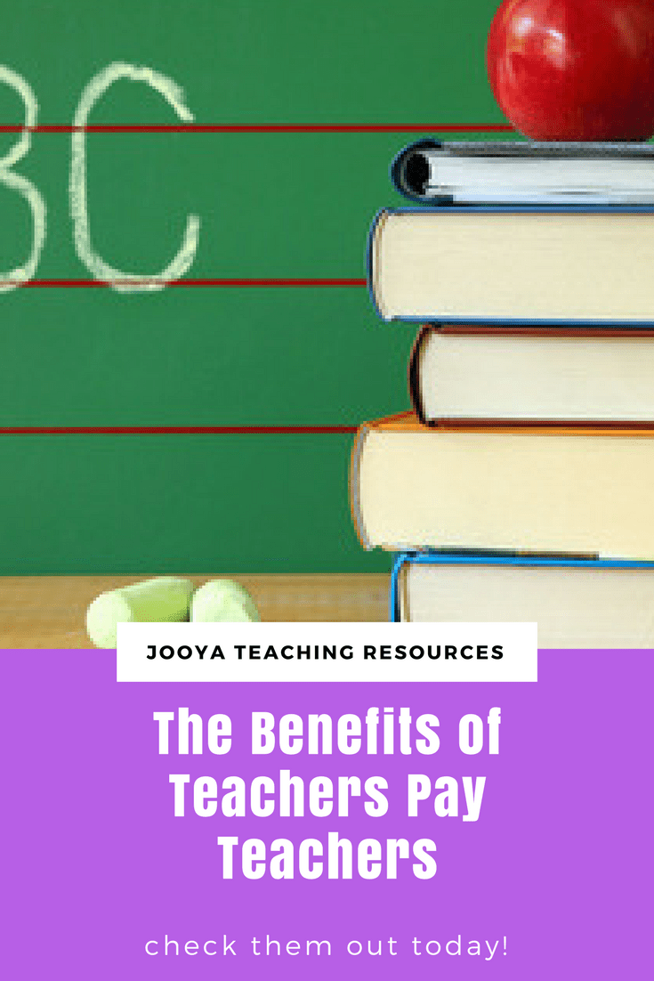 Blog post on The Benefits of Teachers Pay Teachers from Jooya Teaching Resources. Find out why TPT is the best teaching one stop shop for all educators. Click the link to find out more: https://juliajooya.com/