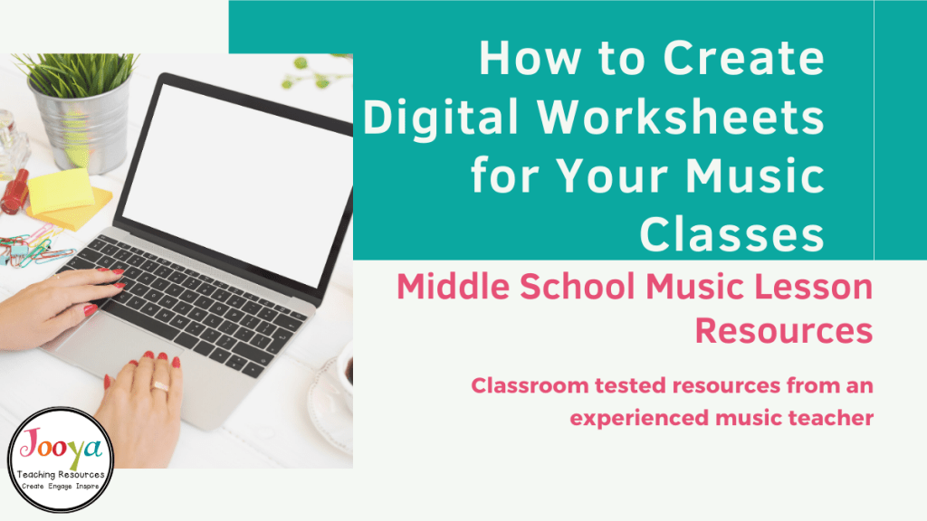A step by step How to for creating digital worksheets from existing printable worksheets