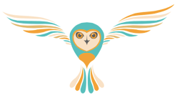 Yogo Owl Logo