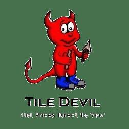 Tile Devil Logo