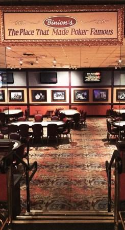 Julia Lee Las Vegas Binions Casino