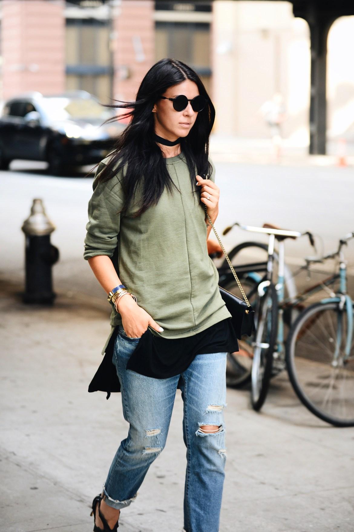 yeezy style sweatshirt