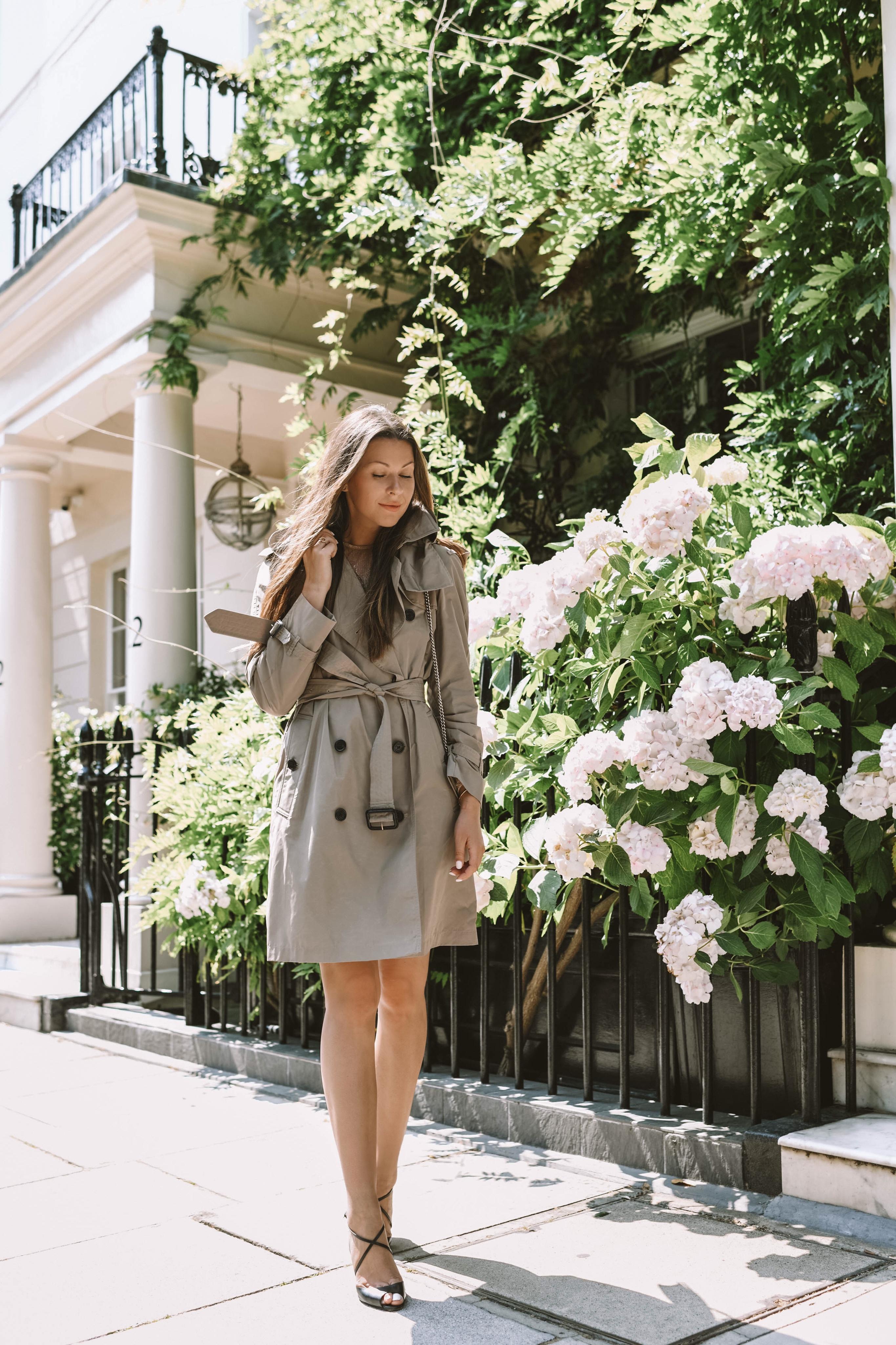 WOmen's designer coats in Selfridges