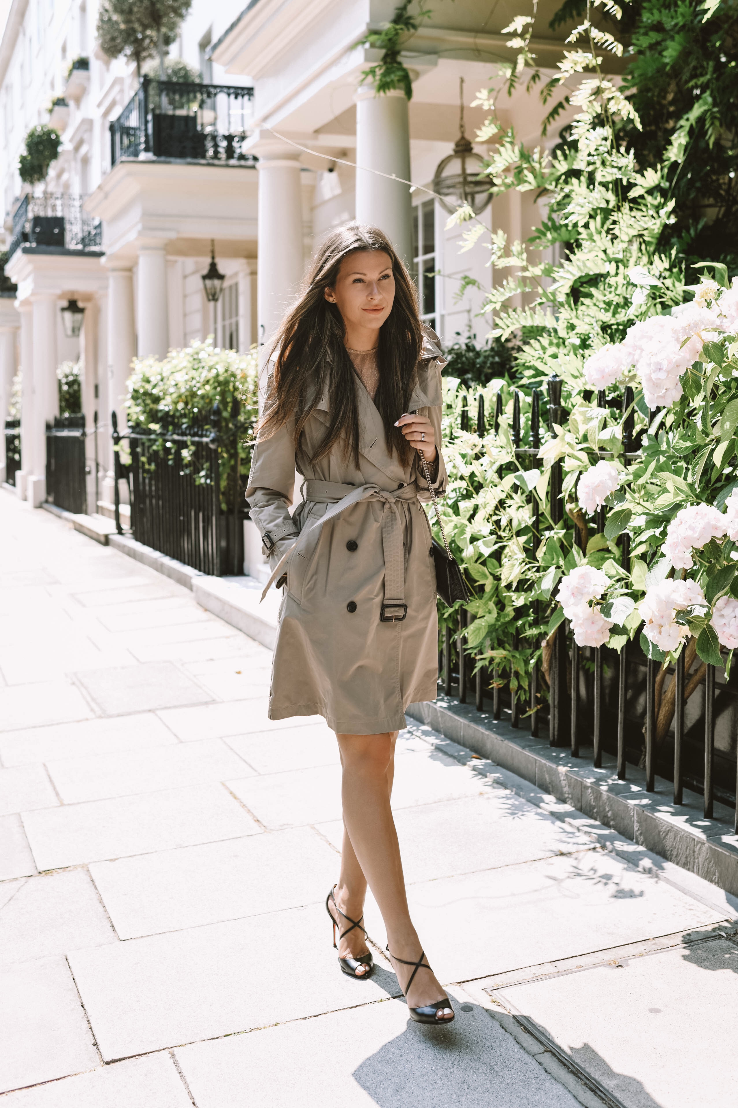6092b70e0ccf1 Burberry Trench coat | Shop designer women's coats in Selfridges