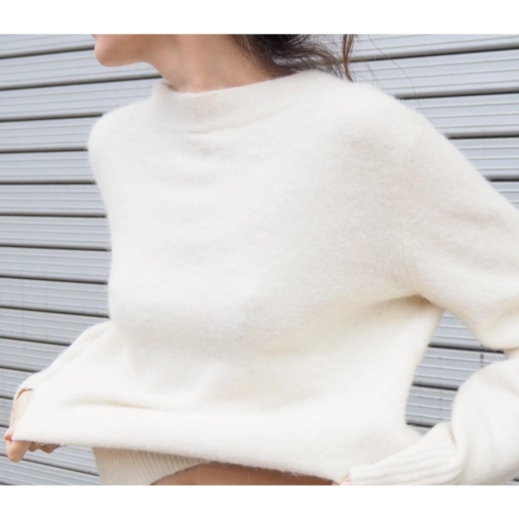 Alpaca Arket sweater