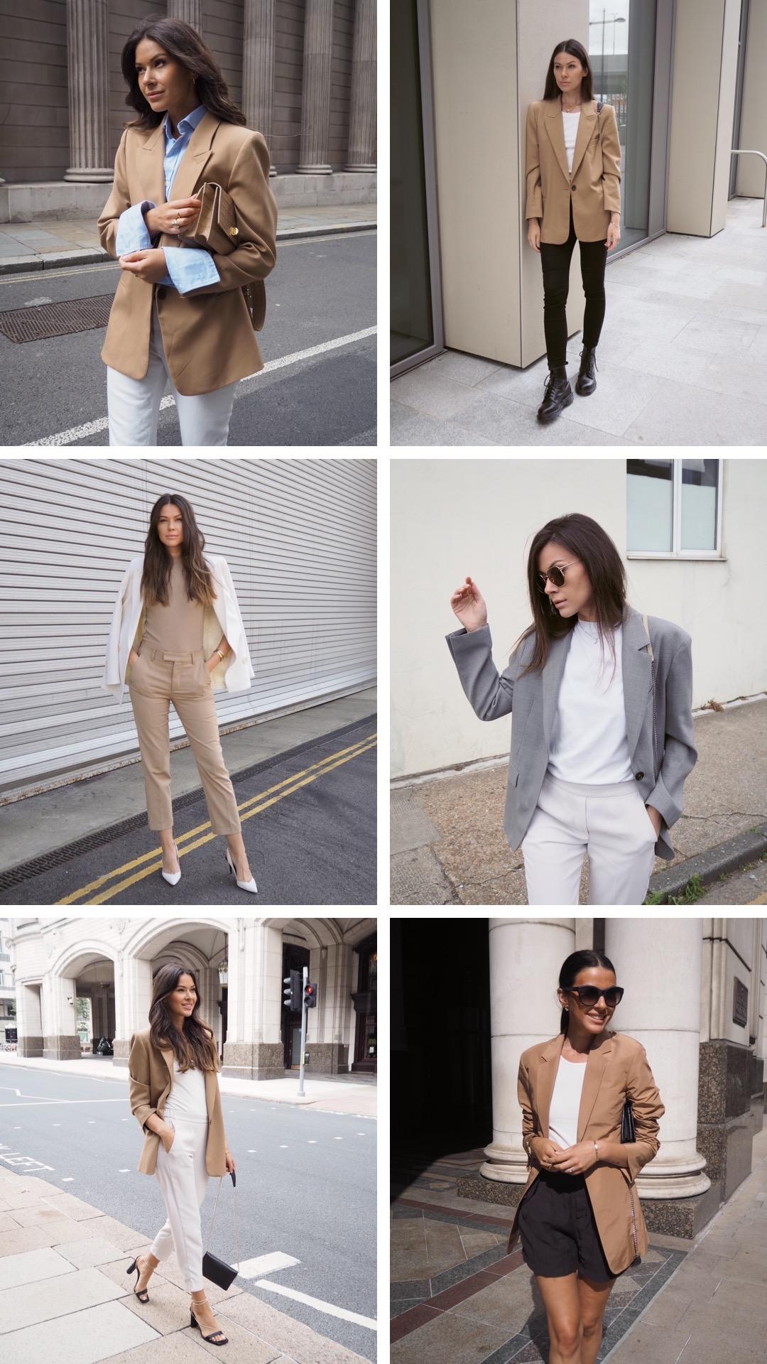 blazer shopping edit