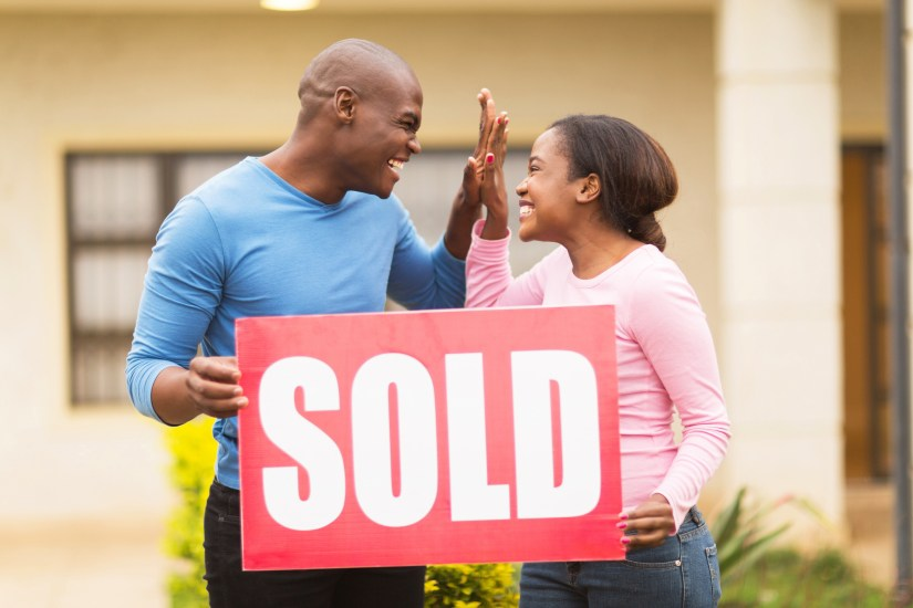 Home staging helps sell house.