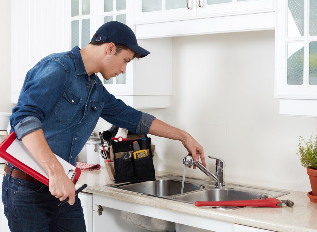 Sometimes the seller orders a home inspection before listing their house for sale.