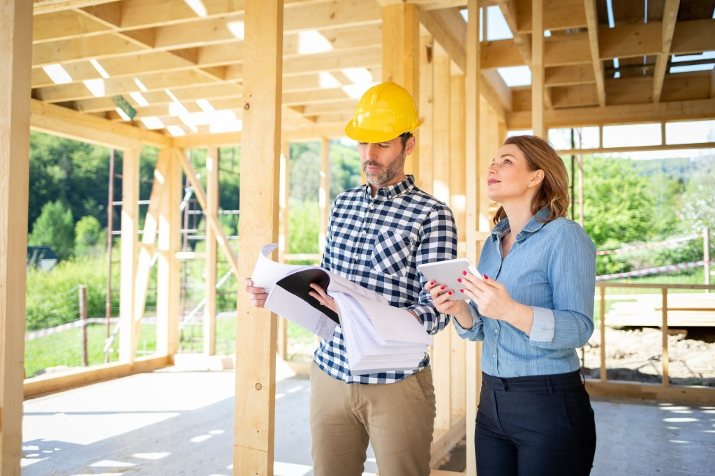 The new home construction buying process is a big undertaking.