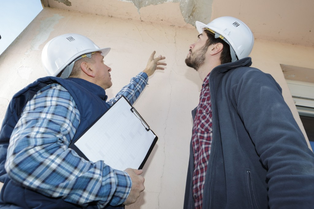 Signs of leaks, water damage, or mold growth are big red flags when negotiating repairs after a home inspection.
