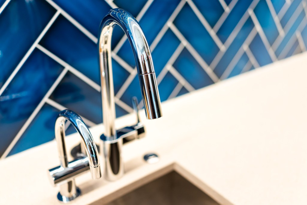 Simple updates like faucets and backsplashes make a big difference.