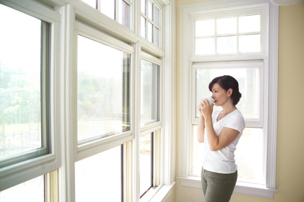 Must-do home upgrades usually include new windows.