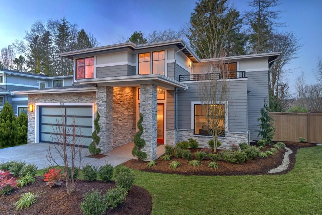 Contemporary home design evolves with each generation.