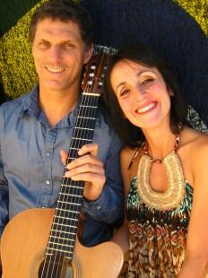Ginga Brazil Juliana Areias and Glenn Rogers
