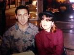 Wellington Romano and Juliana Areias 1991