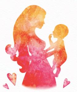 toc mae e filho maternidade