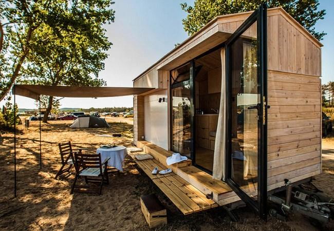 Tiny Houses – Vivendo em 28 m2