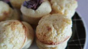 Muffins au citron par Juliana FitnessBienEtre