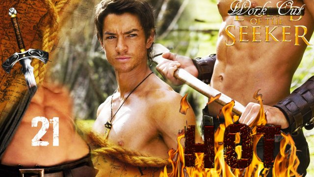 Work out of the Seeker - Craig Horner Building a Bridge