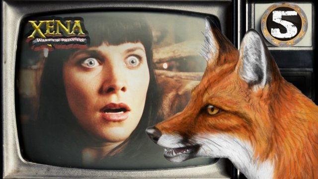 What does XENA Say? (Lucy Lawless as a Fox)