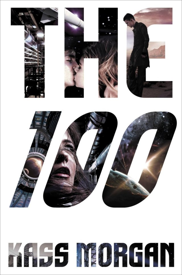 the 100 book cover Kass Morgan