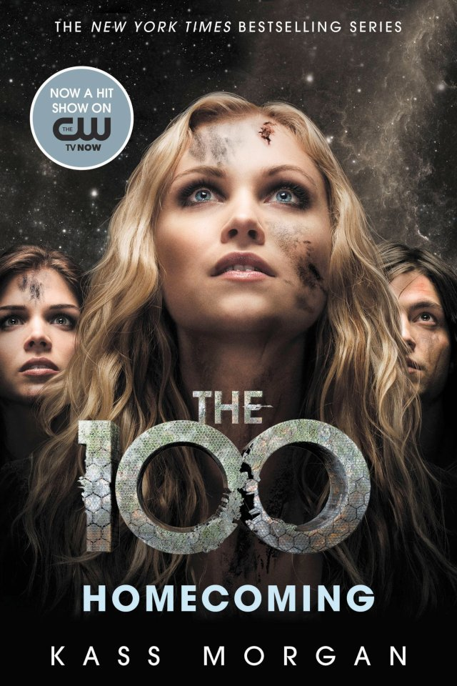 the 100 book cover homecoming kass morgan