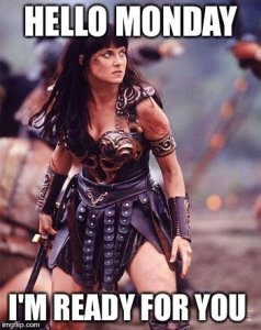 Xena Meme Monday