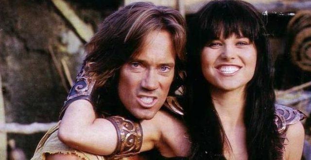 Xena and Hercules