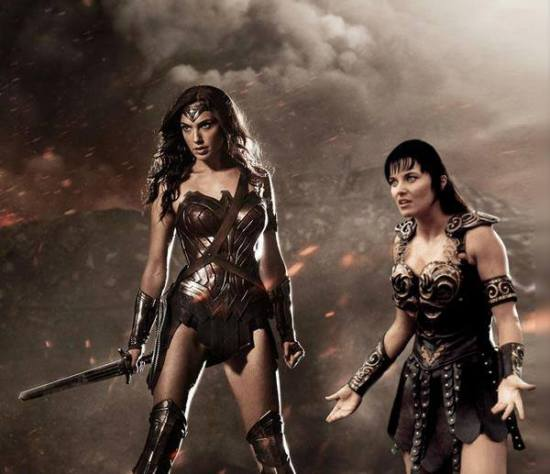 Wonder Woman costume Xena