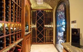Houston TX Wine Room