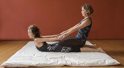 Thai Yoga Backbend