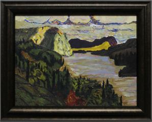 The Solumn Land ~ J.E.H. Macdonald