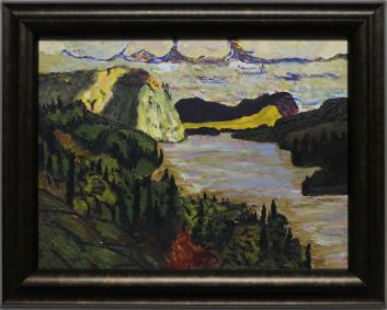 The Solumn Land ~ J.E.H. Macdonald