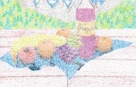 Pointillism - Picnic