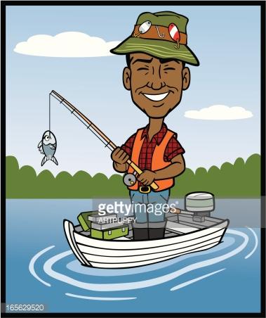 black-fisherman