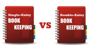 Single Entry or Double Entry Bookkeeping