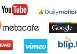 top video uploading sites