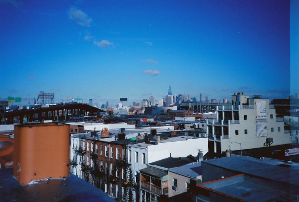 Julian Hand - Photography - Purple Chrome - Lomography - Lomo - LC-A 120 - Emma Tricca - New York City - Music Video - St. Peter