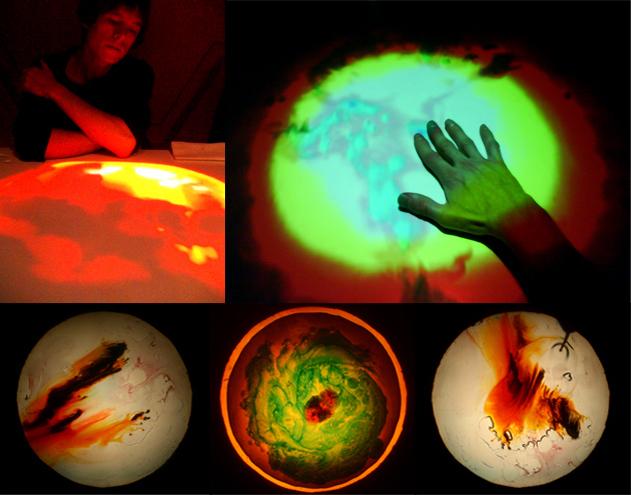 London Short Film Festival - Inamo - Screening - Julian hand